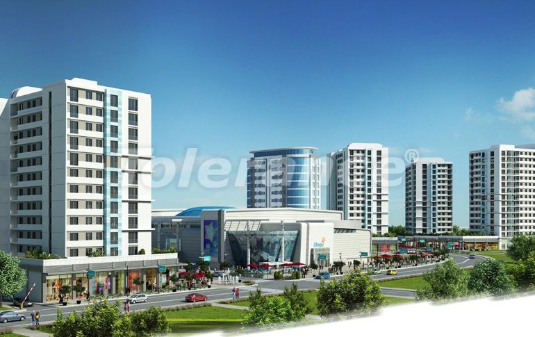 Apartments in Istanbul profitable for investments from a leading developer - 21544   Tolerance Homes