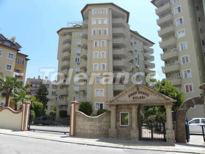 Apartment for sale in Alanya city with a full set of furniture and appliances - 7006 | Tolerance Homes