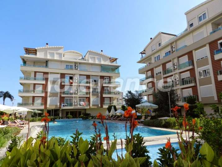 Resale furnished apartment in Liman, Konyaalti, 450m from the beach - 7104 | Tolerance Homes