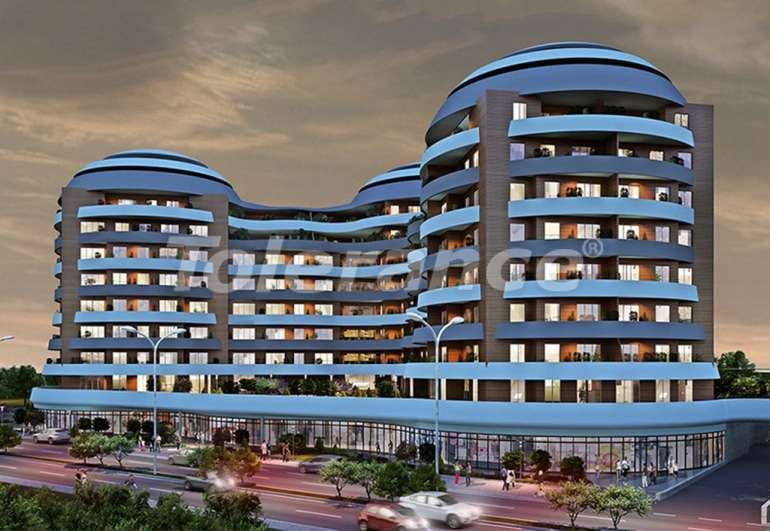 Luxury apartments in the center of Istanbul with swimming pool, sauna and fitness - 7247 | Tolerance Homes