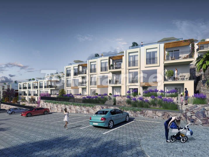 Apartments in Bodrum near the sea - 7471 | Tolerance Homes