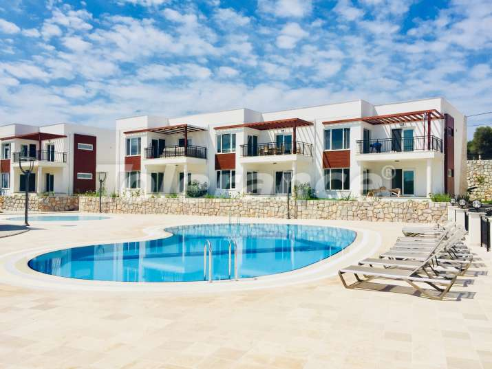 Apartments and villas in Bodrum near the sea - 7492 | Tolerance Homes