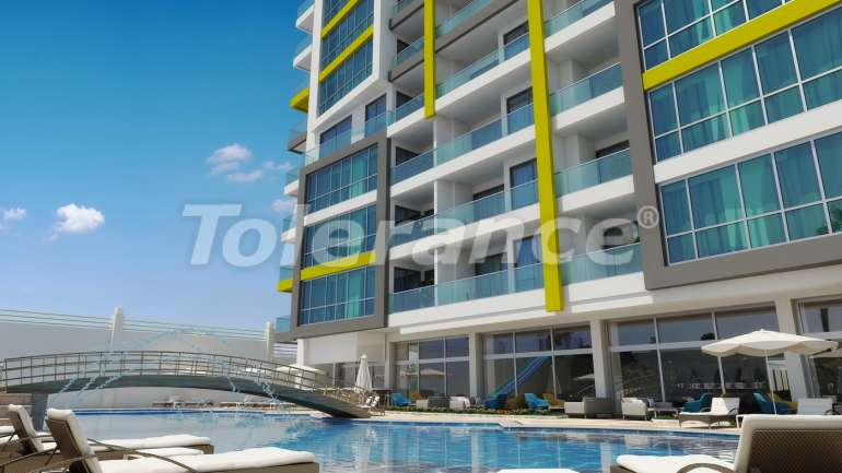 Apartments in Mahmutlar in a complex near the sea - 7750 | Tolerance Homes