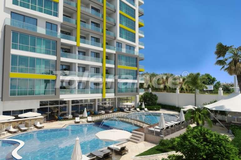 Apartments in Mahmutlar in a complex near the sea - 7751 | Tolerance Homes