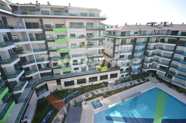 A new lovely complex in Kargicak - 23748   Tolerance Homes