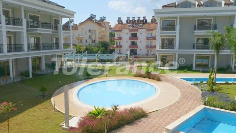 Elite apartments in Aslanbucak, Kemer in a complex with a swimming pool - 7814 | Tolerance Homes
