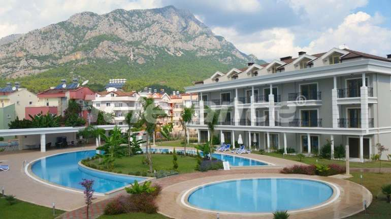 Elite apartments in Aslanbucak, Kemer in a complex with a swimming pool - 7813 | Tolerance Homes