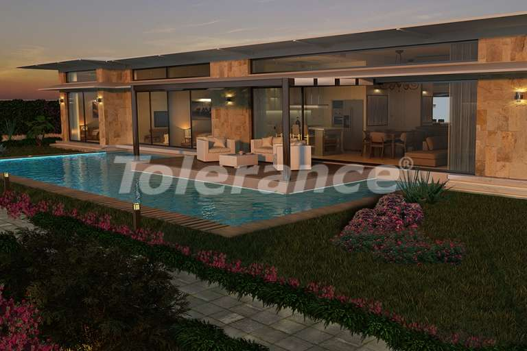Ultra modern villas meet the latest trends in architecture. - 7931 | Tolerance Homes