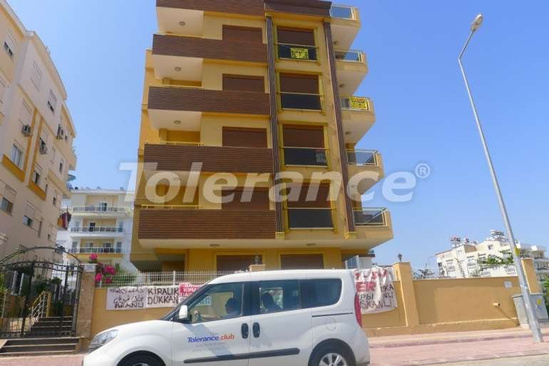 Apartments in Hurma, Konyaalti in the complex with swimming pool - 8013 | Tolerance Homes